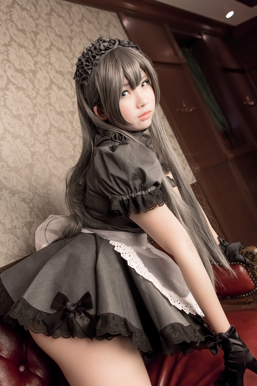 [ENAKO えなこ] Maid for Enakorin [300P342MB] 000-jpg