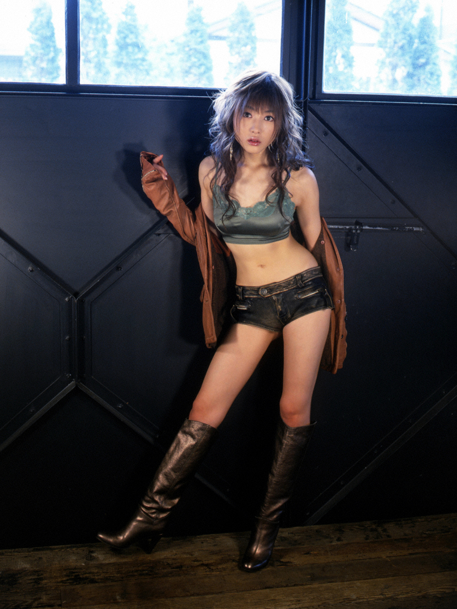 [Graphy.tv] 2005.05 Sayuri Anzu 杏さゆり - melody apartment [20P17MB]Real Street Angels