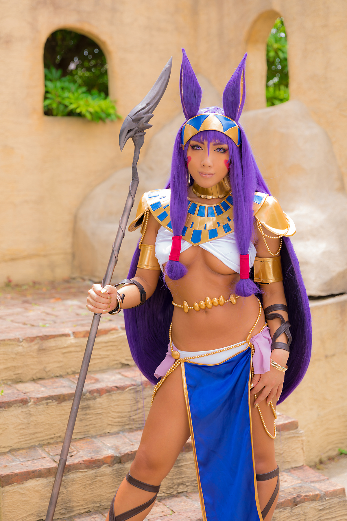 (Cosplay) [nonsummerjack (non)] Oh My Pharaoh! (Fate/Grand Order) [200P233MB]