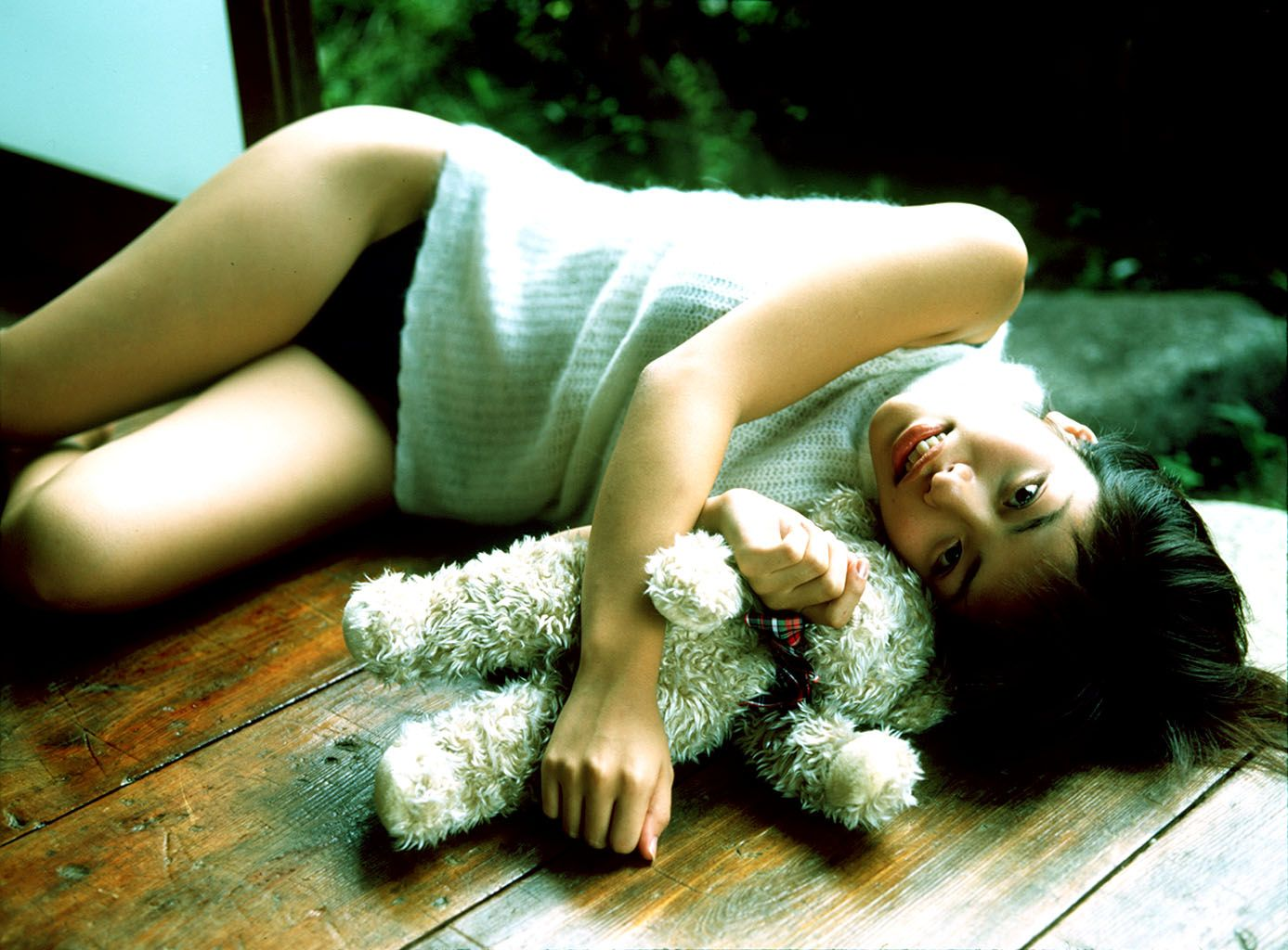 [N/S Eyes] 2000.02.08 SF No.045 Sara Matsuzaka 松坂紗良 [15P1MB] 02la-jpg