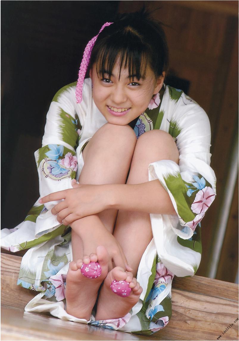 [Photobook] 2004.01 Mao Kobayashi もも組3番 小林万桜12歳美少女ソナタ - idols