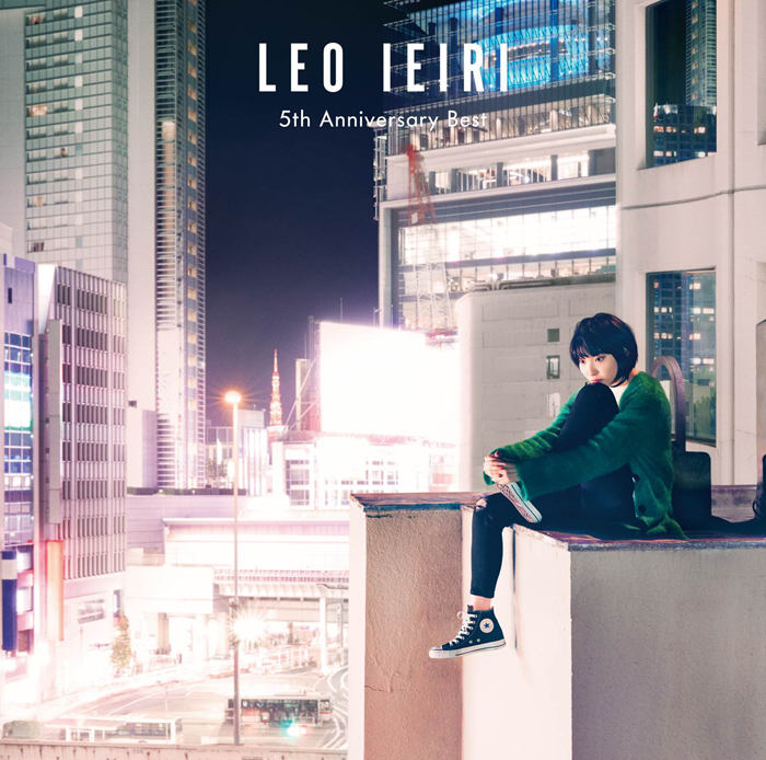 20170320.1112.09 Leo Ieiri - 5th Anniversary Best (Limited edition) cover 1.