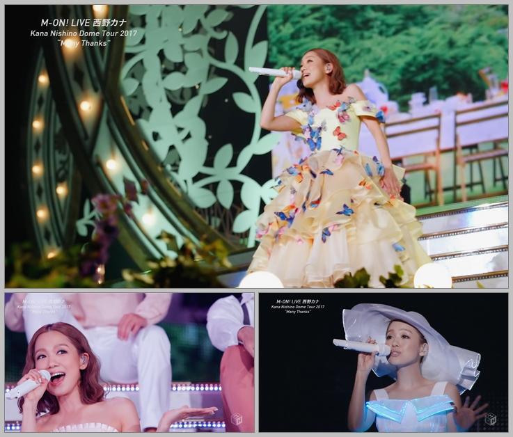 20171206.0553.2 Kana Nishino - Dome Tour 2017 ~Many Thanks~ (M-ON! 2017.12.03) (JPOP.ru).ts.