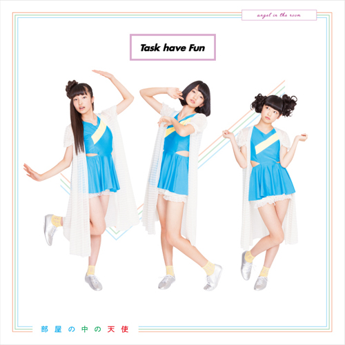 20180706.1913.22 Task have Fun - Heya no Naka no Tenshi cover.
