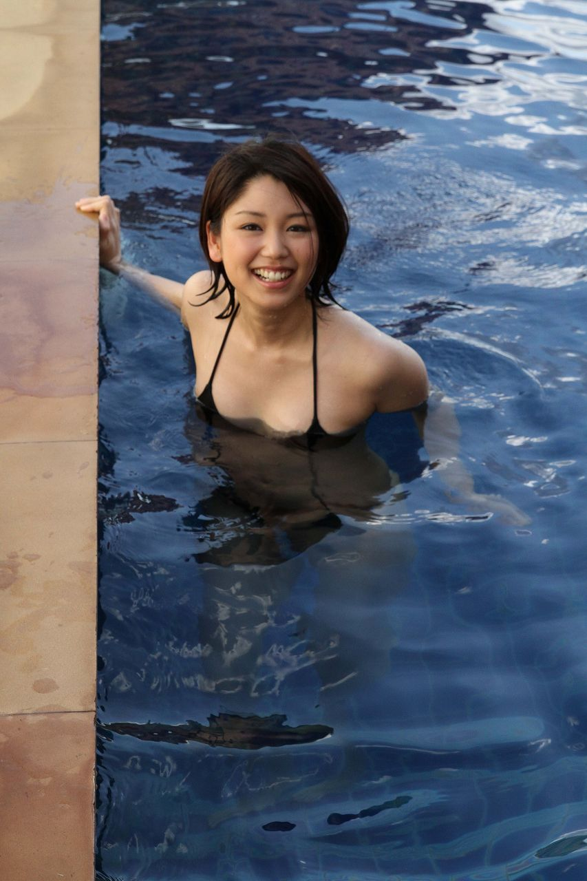 [@Crepe] 2017.09.10 Honoka Ayukawa - Making Swimming Suit