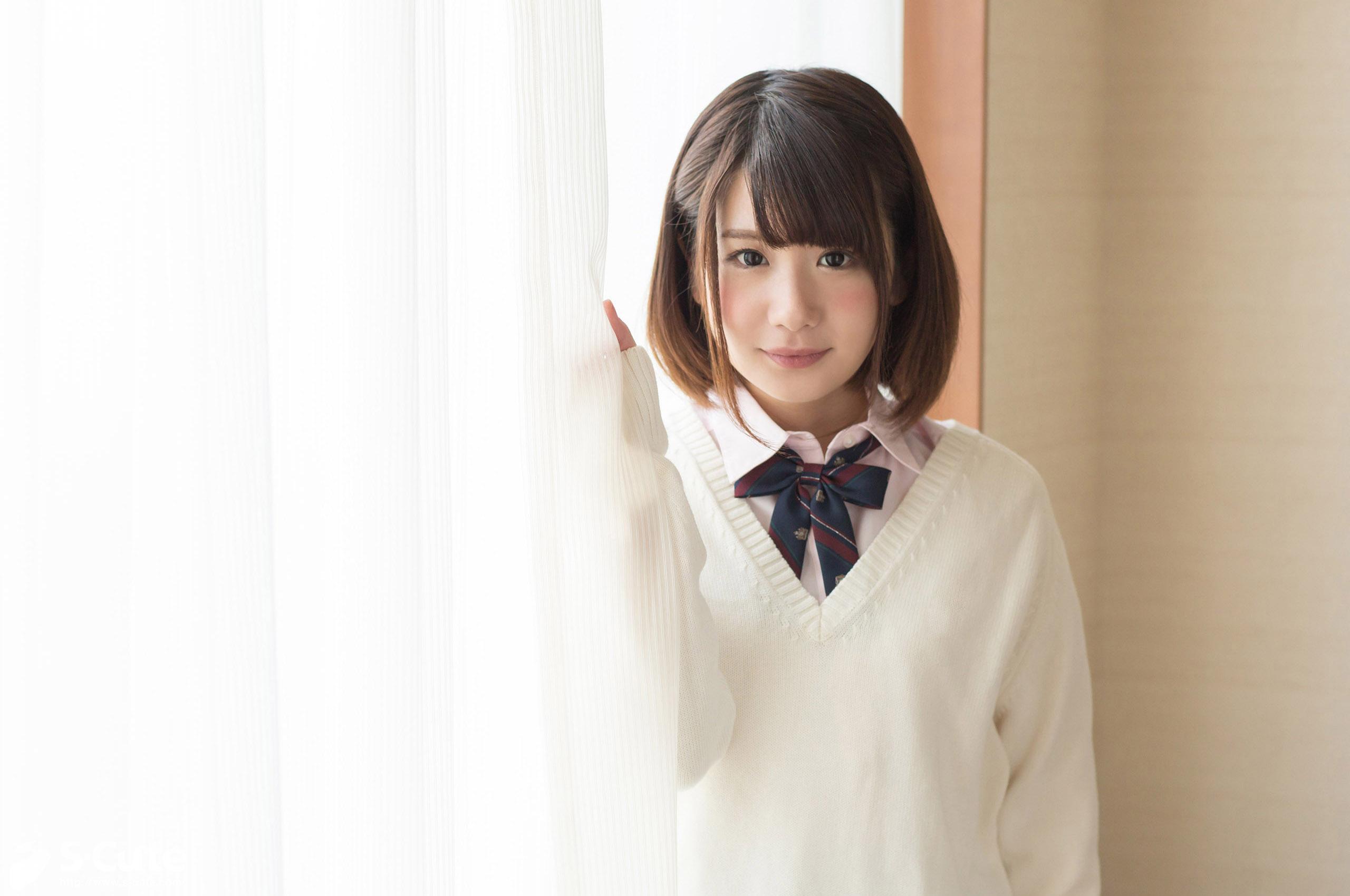 [S-Cute] 2017.05.08 No.511 Mari #2 従順な美少女と制服のまま着衣エッチ [38P19.5M] 511_mari_02-001-jpg