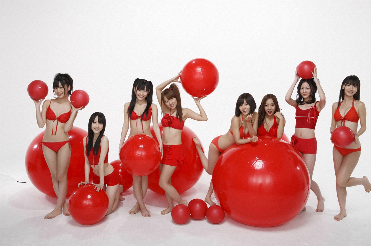 "[WPB-net] No.128 AKB48 ""Next Generation 2011"" - idols"