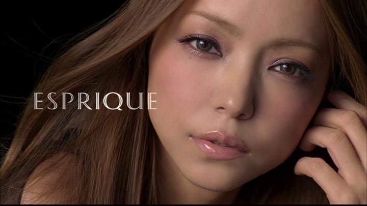 Amuro Namie - Kose Esprique Make Dramatic (Debut & Product ver.) (CM) (JPOP.ru).ts.