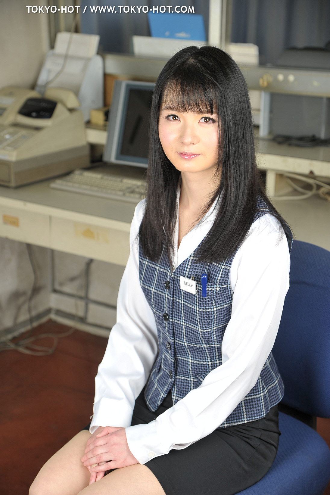 [Tokyo-Hot] 2017-01-14 e1064 Atsuko Ishida 石田温子 [479P250MB] - idols