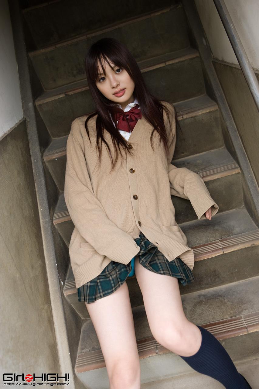 [Girlz-High]Side-B Yuuki ~ No.042