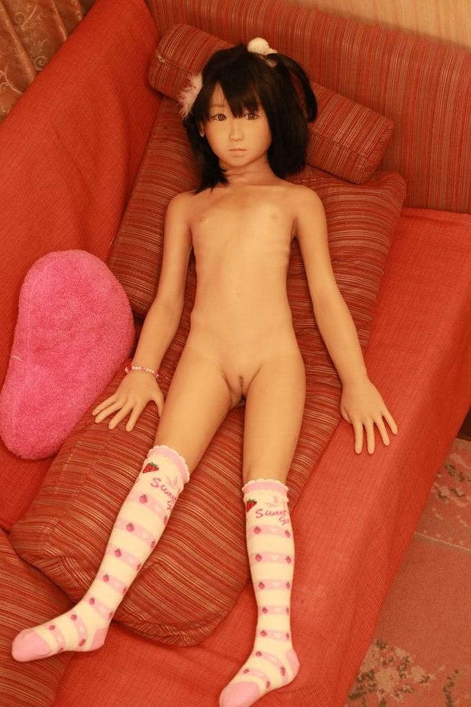Life like doll porn
