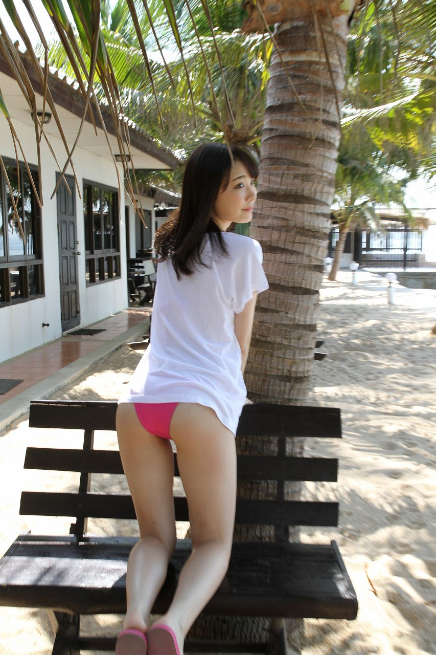 [@crepe] 2017.05.04 Miyu Suenaga 末永みゆ ピンク水着メイキング - Pink swimsuit making [5.7 Mb] crepe 08110