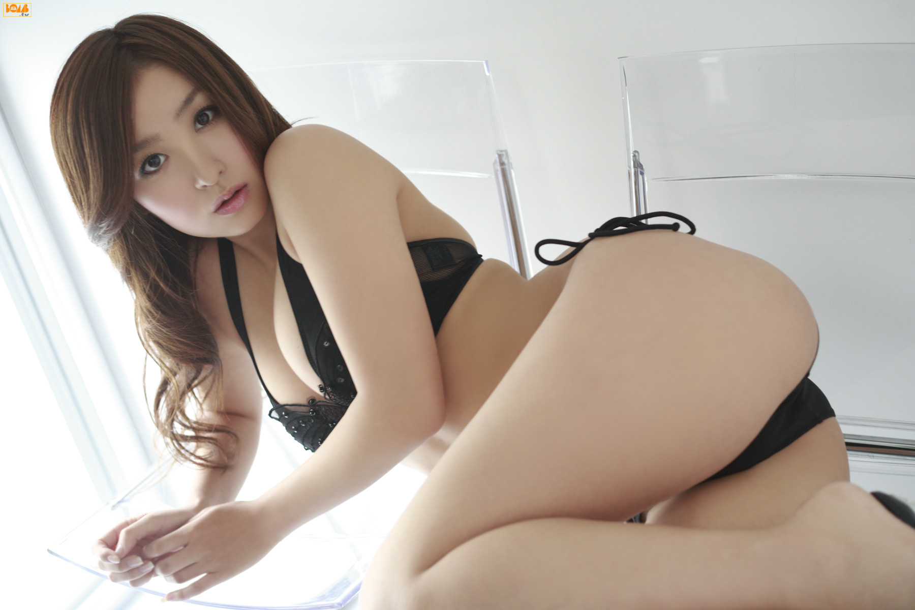 [FSo] Aya Kiguchi - Bomb.tv 木口亜矢 [2007.07][17.95 MB]Real Street Angels