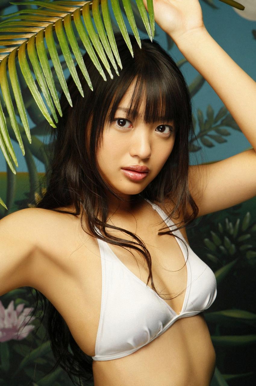 [VYJ] No.107 Rie Kitahara 北原里英 - 時空超越 WARP YOU! [16MB] kitahara01_01_01-jpg