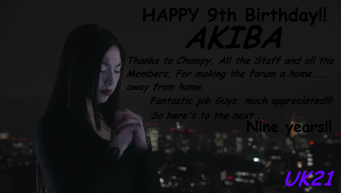 Miss Saori-AKIBA happy birhday 2015-3.