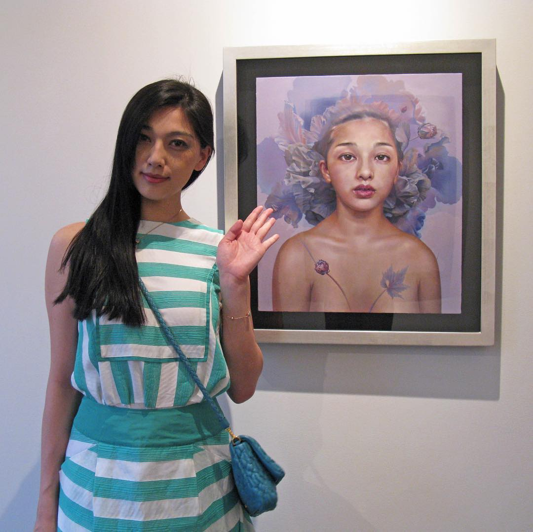 Miss Saori(love at first sight) By Yuki Fujiwara.jpg