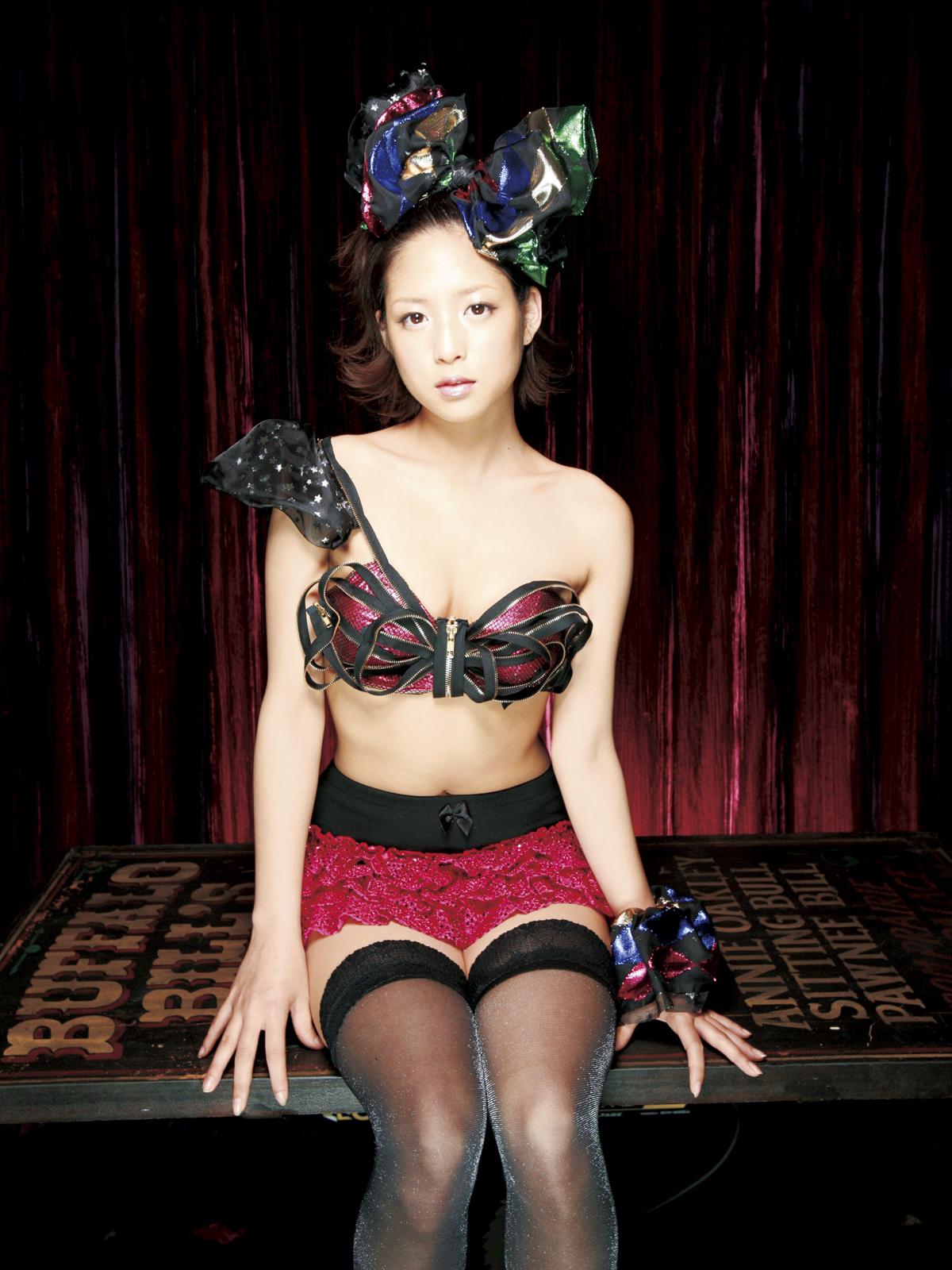 Miyu Oriyama - Moulin Rouge 折山みゆ