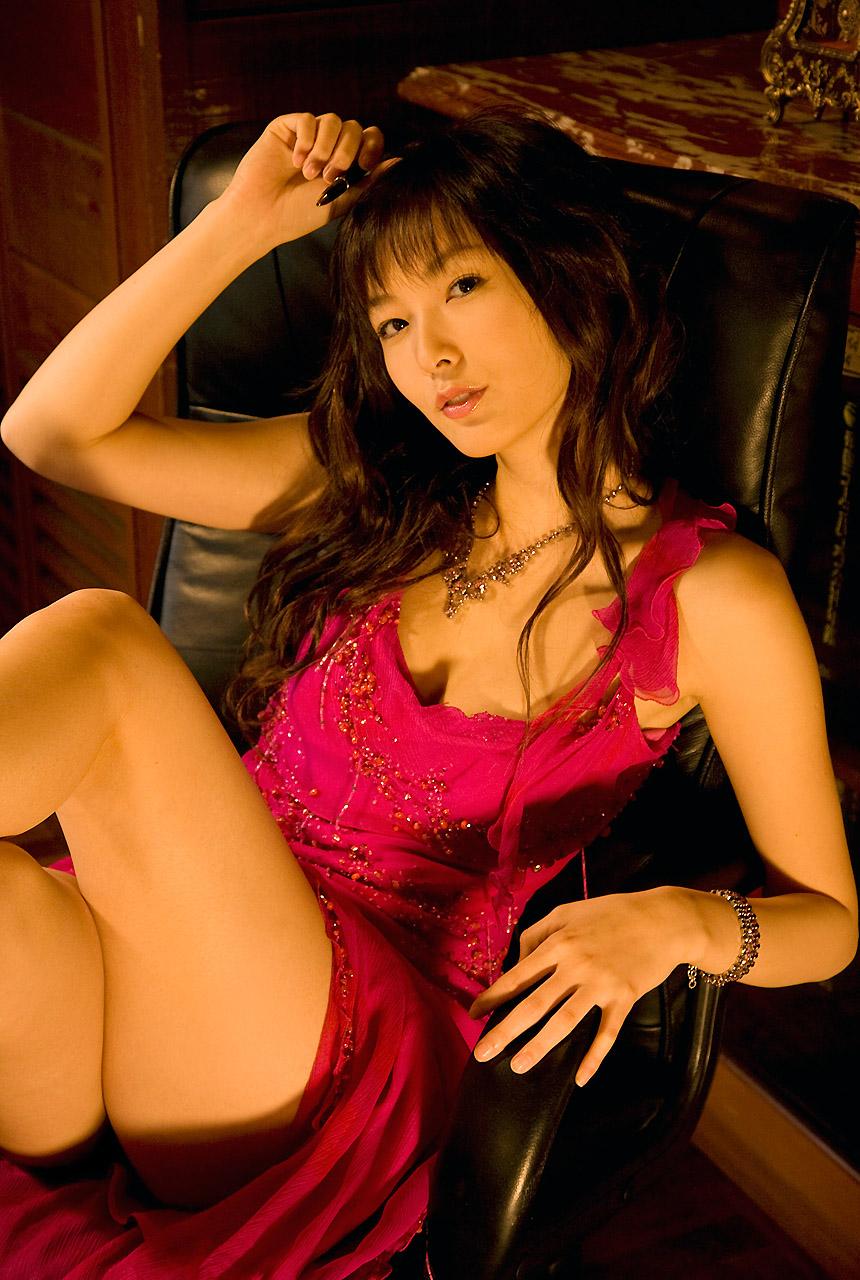 [Image.tv]2008.02.08 – Nao Nagasawa(長澤奈央) – Night Panther
