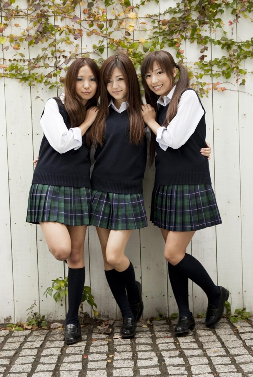 [Image.tv] Amusement Girls アミューズメント★ガールズ – MIRACLE TRIO -『ミラクル トリオ 前編』[60.7 - idols