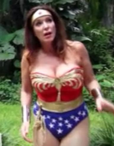 Rachel steele wonder woman