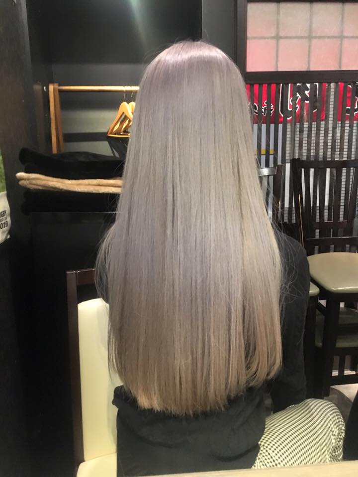 Saori with her Silver hair- 1st March 2016-3.jpg