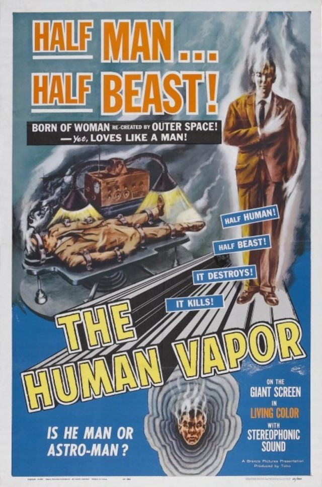 The Human Vapor-.