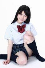 306-jpg [HF/UPL] [YS Web] Vol.375 中島もも Momo Nakajima『纯真黑发少女』
