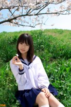 Nanako Niimi - Bomb.tv 新実菜々子 08110