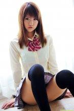 16-jpg [HF/UPL] [DGC] 制服美少女天國 NO.904 春咲みゆ Miyu Harusaki [2010年12月號]