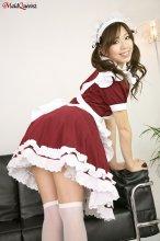 [MaidQueenZ] 2010.11.24 Yuko Momokawa 桃川祐子 [41P8MB]