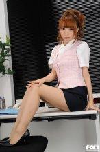 [HF/UPL] [RQ-STAR] NO.00408 ~ Yue Fujisaki 藤崎ゆえ Office Lady