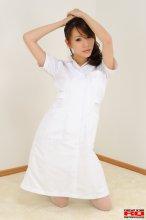 [HF/UPL] [RQ-STAR] No.00427 ~ Saki Ueda 植田早紀 Nurse Costume