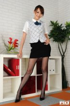 [UPL] [RQ-STAR] No.00433 Saki Ueda 植田早紀 Office Lady rq-433-20101229_795421-jpg