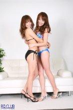 [RaceQueenClub] 2011.01.14 Megumi Haruna 春菜めぐみ & Yurika Aoi 葵ゆりか [50P12MB] - idols