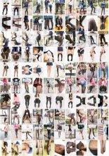 くろタイ女子 ~Black Tights Girl~ (2013.10.21) (190P) - idols