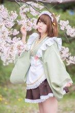 000-jpg [ENAKO えなこ] Maid for Enakorin [300P342MB]