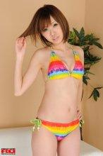[HF/UPL] [RQ-STAR] NO.00458 Sayuri Kawahara 河原さゆり Swim Suits