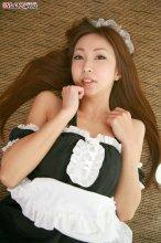 [MaidQueenZ] 2011.03.09 Kasumi Kamijo 上條かすみ [32P9MB]Real Street Angels