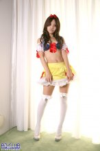 [RaceQueenClub] 2011-01-28 Mina Momohara 桃原美奈@お姫様 [50P11.86MB]