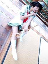 (Cosplay) [LOLLI*POP ローリィ*ポップ (Rise Sakura 桜りせ)] Touhou Kurokami Otome 東方黒髪乙女 (Touhou Project) - Girlsdelta