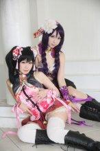 (Cosplay) [+milk+crown+ (Kain かいん, Sachi さち)] Sachi Live! DE Kain Fest! (Love Live!) [382P97MB] nm44-jpg