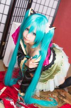 013_a012-jpg (Cosplay) [Smile*Grateful (Akira Rito 璃兎輝)] Miku ミク Bitter (VOCALOID) [325P189MB] 09030
