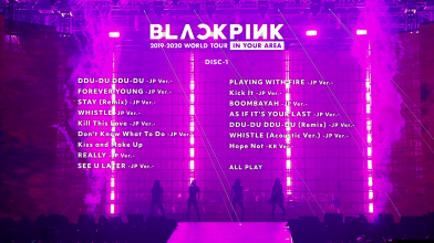 20210607.2126.1 BLACKPINK - 2019-2020 World Tour in Your Area ~Tokyo Dome~ (Blu-Ray 1) menu.png