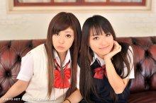 [Tokyo-Hot] 2016.04.07 e954 Kumi Higashiyama 東山久美 & Miyu Yazawa 谷沢美優 [1096P553M] - idols