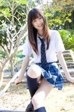 [DPB] Angel Kiss 〜咲き誇る卒業ファンタジー2〜 vol.1 Saki Funaoka 船岡咲 [70P95.2MB]