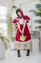 (Cosplay) [Nikukyu Ayato 肉球あやと] Little Red Riding Hood & the Wolf やとずきんと狼ちゃん [300P427MB] - idols